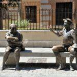 Foto Escultura El Quijote 8