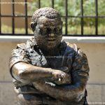 Foto Escultura El Quijote 9