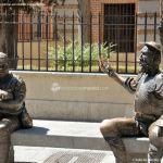 Foto Escultura El Quijote 12