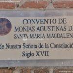 Foto Convento de Monjas Agustinas de Santa María Magdalena 1