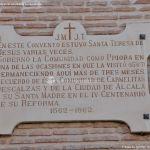 Foto Convento de las Carmelitas Descalzas de la Purísima Concepción 12