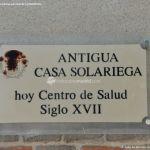 Foto Antigua Casa Solariega (hoy Centro de Salud) 1