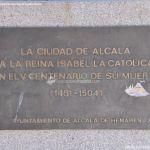 Foto Escultura a la Reina Isabel la Católica 1