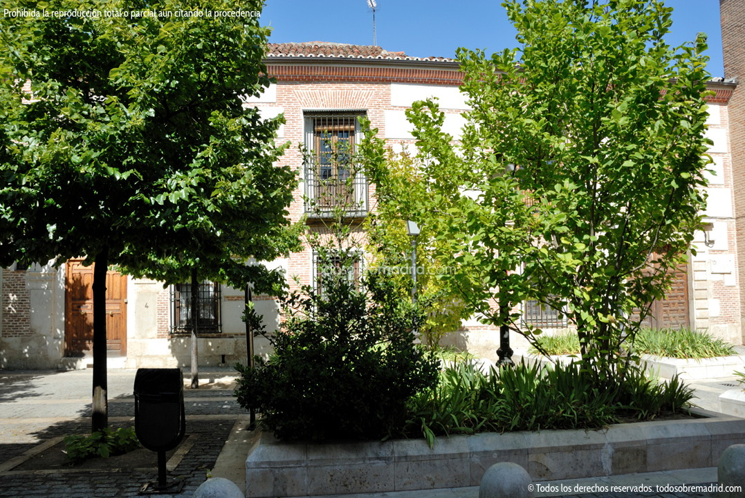 Plaza del padre lecanda 3 for Arquitectura que ver en madrid