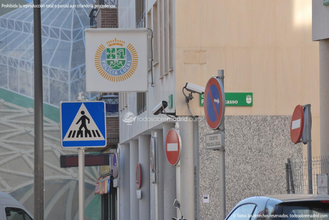 Polic a local barrio centro de alcobendas 1 for Oficina objetos perdidos madrid