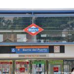 Foto Estación de Metro Barrio del Puerto 2