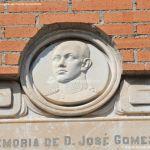 Foto Placa Homenaje José Gómez Pinto 2