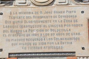 Foto Placa Homenaje José Gómez Pinto 3