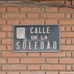 Foto Calle de la Soledad de Colmenar Viejo 1