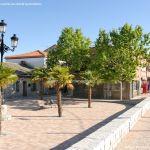 Foto Plaza del Reloj de Navas del Rey 4