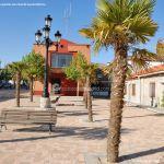 Foto Plaza del Reloj de Navas del Rey 7
