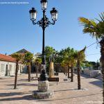 Foto Plaza del Reloj de Navas del Rey 15
