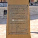 Foto Escultura Plaza del Reloj 2