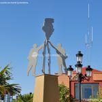 Foto Escultura Plaza del Reloj 18