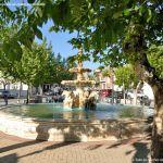 Foto Fuente Plaza de Calvo Sotelo 1