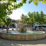 Foto Fuente Plaza de Calvo Sotelo 2