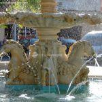 Foto Fuente Plaza de Calvo Sotelo 4