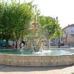 Foto Fuente Plaza de Calvo Sotelo 6