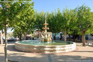 Foto Fuente Plaza de Calvo Sotelo 7