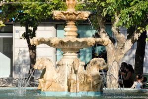 Foto Fuente Plaza de Calvo Sotelo 8