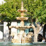 Foto Fuente Plaza de Calvo Sotelo 9