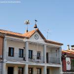 Foto Antiguo Ayuntamiento de Navas del Rey 2