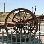 Foto Antigua maquinaria agrícola de Navas del Rey 5