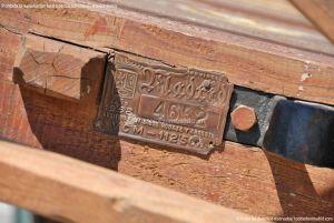 Foto Antigua maquinaria agrícola de Navas del Rey 11