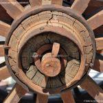 Foto Antigua maquinaria agrícola de Navas del Rey 13