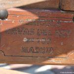 Foto Antigua maquinaria agrícola de Navas del Rey 14