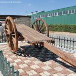 Foto Antigua maquinaria agrícola de Navas del Rey 15