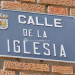 Foto Calle de la Iglesia de Pelayos de la Presa 1