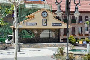 Foto Plaza de España de Pelayos de la Presa 3