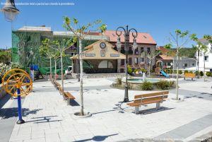 Foto Plaza de España de Pelayos de la Presa 4