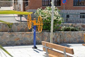 Foto Plaza de España de Pelayos de la Presa 6