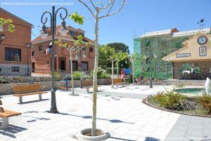 Foto Plaza de España de Pelayos de la Presa 8