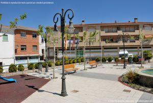Foto Plaza de España de Pelayos de la Presa 13