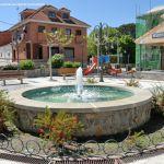 Foto Fuente Plaza de España de Pelayos de la Presa 3