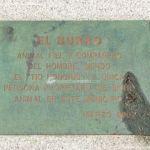 Foto Escultura homenaje al Burro 1