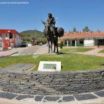 Foto Escultura homenaje al Burro 2