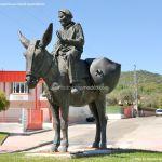 Foto Escultura homenaje al Burro 4