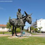 Foto Escultura homenaje al Burro 7