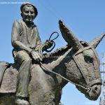 Foto Escultura homenaje al Burro 9