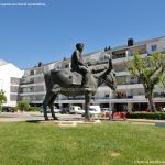 Foto Escultura homenaje al Burro 10