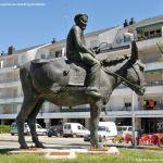 Foto Escultura homenaje al Burro 11