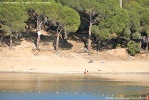 Foto Playa de Madrid en Pantano de San Juan 6