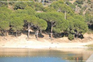 Foto Playa de Madrid en Pantano de San Juan 7