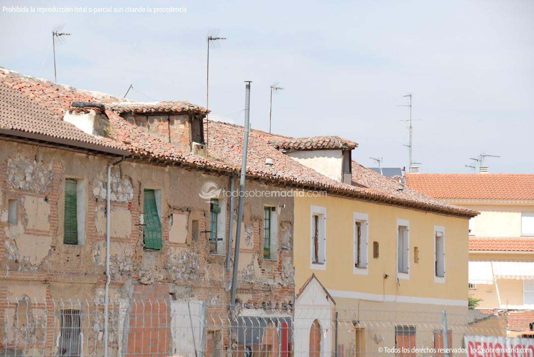 Casas siglo xviii en plaza de espa a - Casas sostenibles espana ...