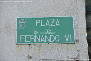Foto Plaza de Fernando VI 2