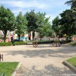 Foto Parque de Mayores en Plaza de Fernando VI 1